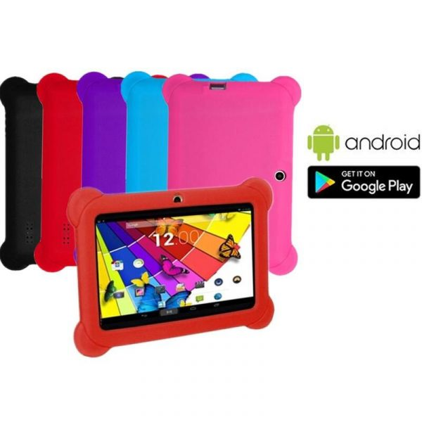 "Kids' Android 7"" Touch Screen Tablet with Case_0"