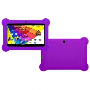 Kids' Android 7″ Touch Screen Tablet with Case