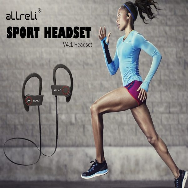 U8 Bluetooth wireless sports headset_0
