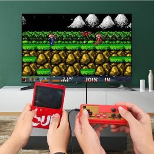 Mini Video Game Console Built In 400 Classic Games