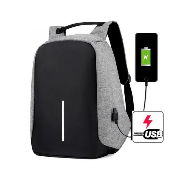 15.6 INCH Anti-theft Backpack Bag_0