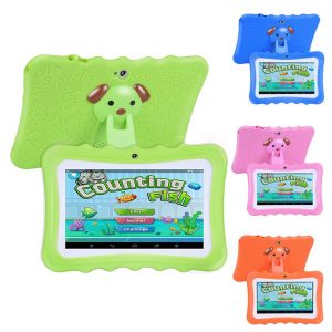 7 inch Children Learning Tablet Android Quad Core
