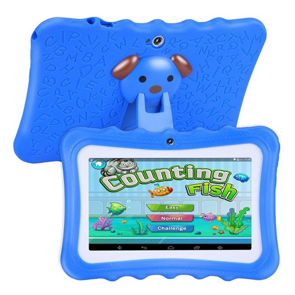 7 inch Children Learning Tablet Android Quad Core_1