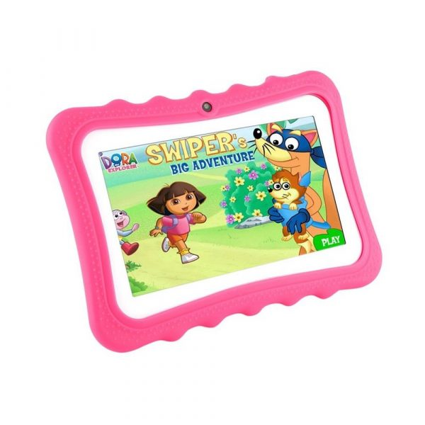 7 inch Children Learning Tablet Android Quad Core_2