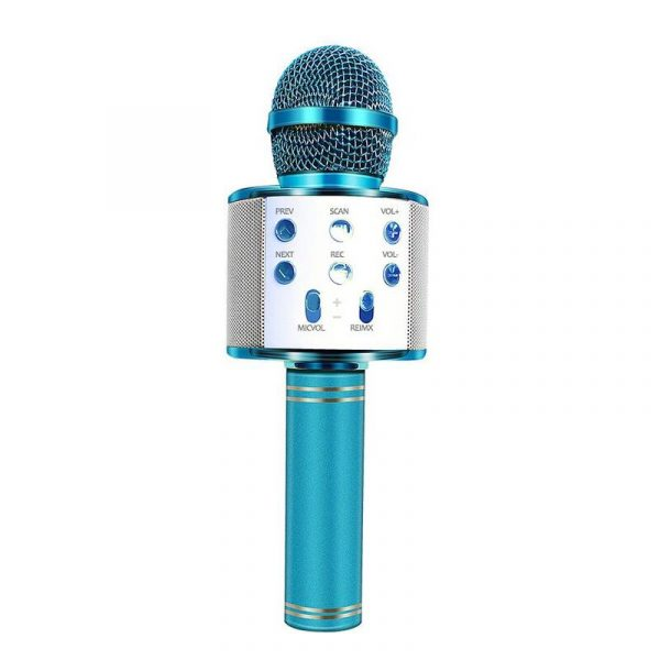 Portable Wireless Karaoke Microphone_4