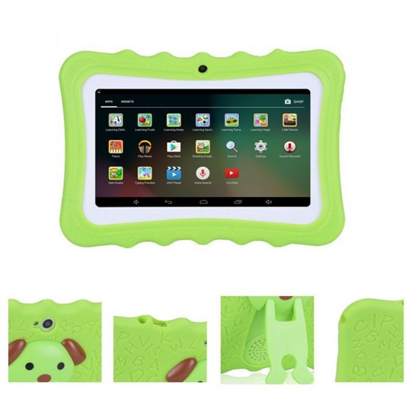 7 inch Children Learning Tablet Android Quad Core_7