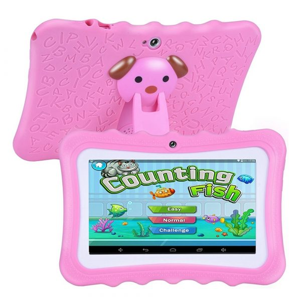 7 inch Children Learning Tablet Android Quad Core_6