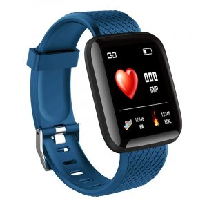 116Plus Sports Touch Screen Tracker Smart Bracelet