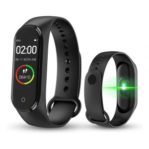 M4 Sports Color Screen Tracker Smart Bracelet