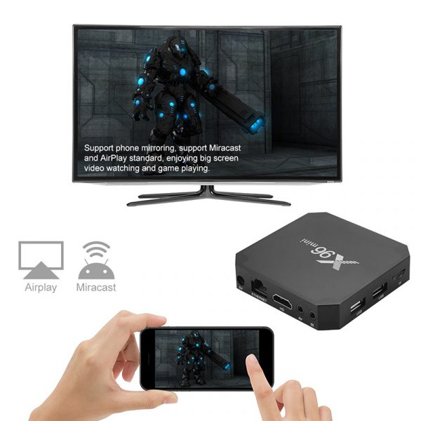 X96 2GB Mini Ultra HD Android TV Box_2