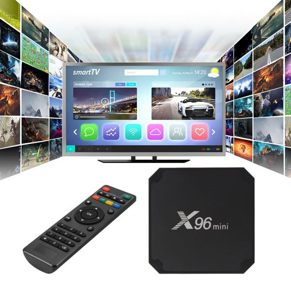 X96 2GB Mini Ultra HD Android TV Box_5