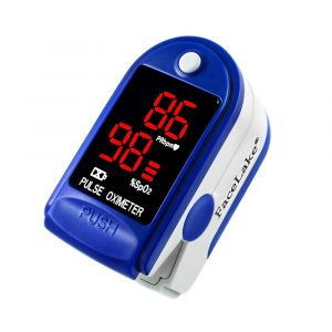 Pulse OLED Display Fingertip Oximeter
