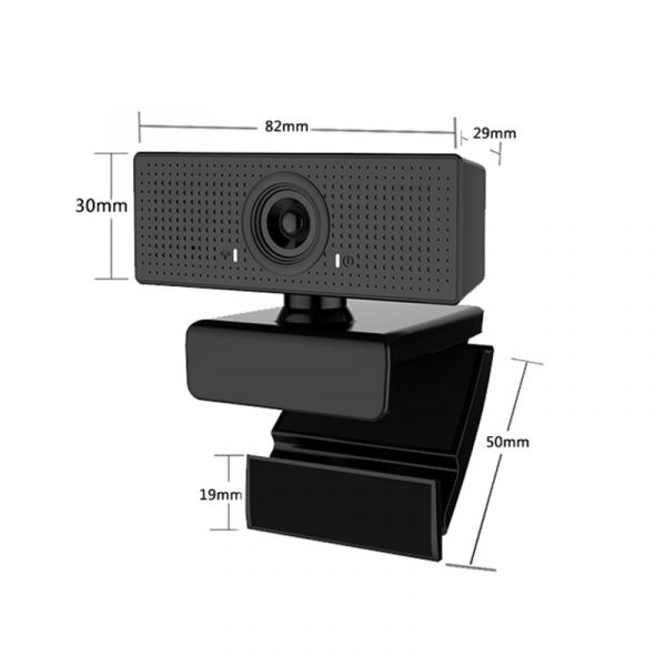 C60 HD 1080P Webcam with Built-in Microphone_5
