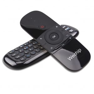 W1 2.4G Air Mouse Wireless Keyboard USB Receiver