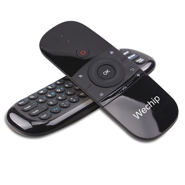 W1 2.4G Air Mouse Wireless Keyboard USB Receiver_1
