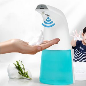 Non-contact infrared automatic soap dispenser