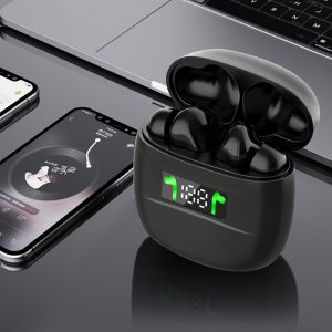 TWS J3 Pro Bluetooth 5.2 True Wireless Earbuds