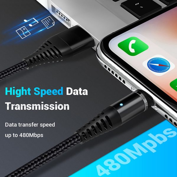 3-in-1 Magnetic Fast Charging USB Cable_6