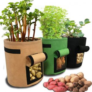 Plant Grow Bags Potato Planter Bag