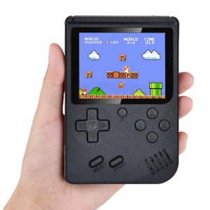 Built-in Retro Games Portable Game Console