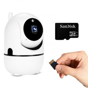 1080P Full HD Wireless IP Camera