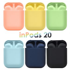 TWS Inpods 20 Stereo 5.0 Bluetooth Headset