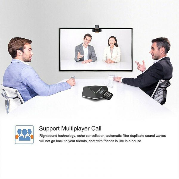 Video recording HD webcam with MIC_4