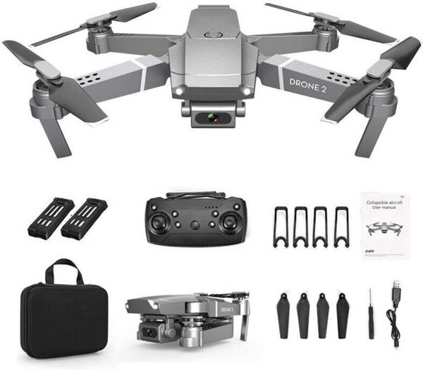 NEW E68 HD Wide Angle 4K WIFI Drone_0