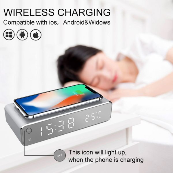 Wireless charger LED temperature alarm_2