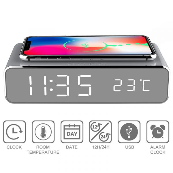 Wireless charger LED temperature alarm_4