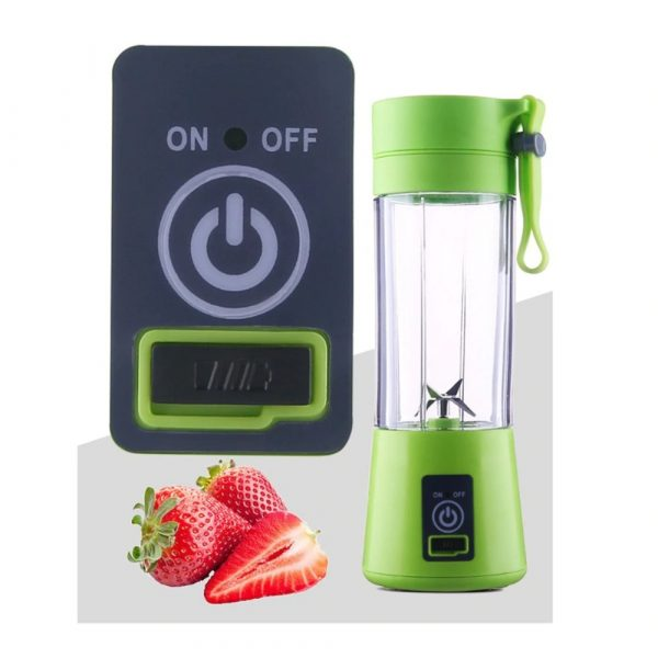 4-Blade Portable Blender Handy Powerful and Colorful_7