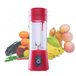 4-Blade Portable Blender Handy Powerful and Colorful