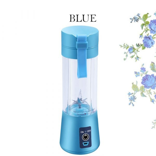 4-Blade Portable Blender Handy Powerful and Colorful_3