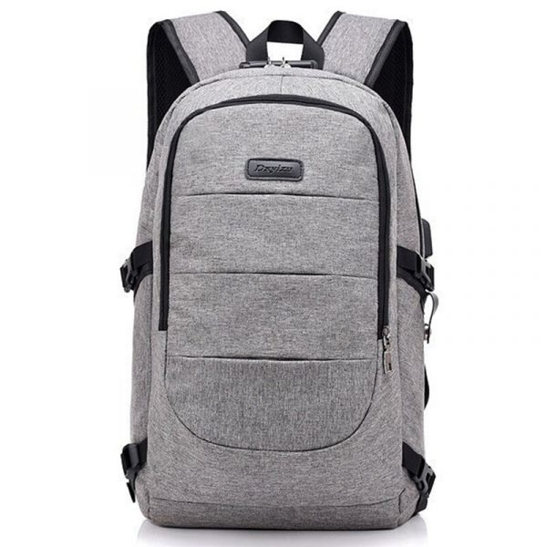 Waterproof Laptop Backpack with USB Port, Anti-theft_1