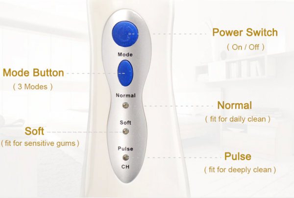 Rechargeable Oral Irrigator Portable Dental Water Jet_5