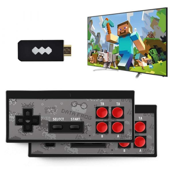 HDMI Wireless Handheld TV Video Game Console_0
