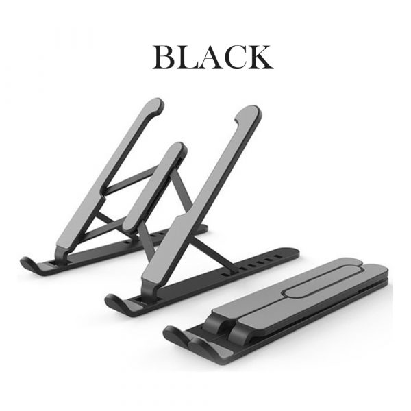 Notebook Computer Stand Anti-Skid Heat Dissipation Base Foldable Lifting Stand_9