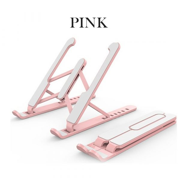 Notebook Computer Stand Anti-Skid Heat Dissipation Base Foldable Lifting Stand_10