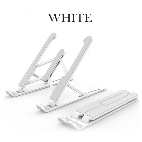 Notebook Computer Stand Anti-Skid Heat Dissipation Base Foldable Lifting Stand_11