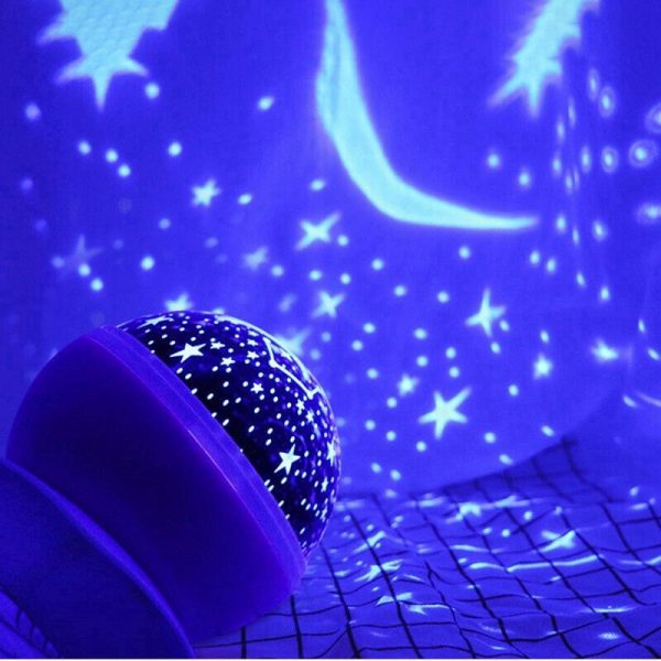 Unicorn Starry Sky Projector in 4 Colors_6
