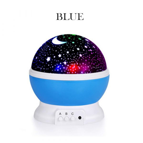 Unicorn Starry Sky Projector in 4 Colors_10