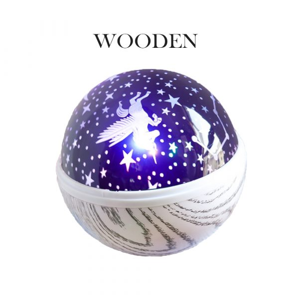 Unicorn Starry Sky Projector in 4 Colors_1