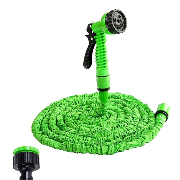 High Pressure Expandable Retractable Garden and Car Hose_3