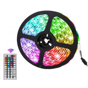 Remote Controlled LED Light Strips