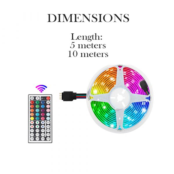 Remote Controlled LED Light Strips_3