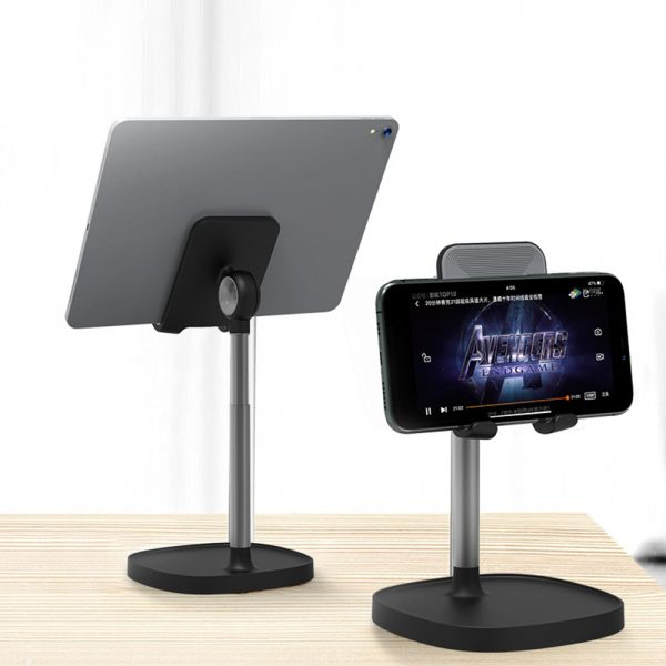 Mobile Gadget Stand Adjustable Height and Angle_6