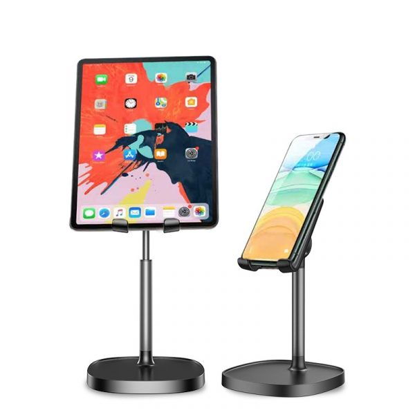 Mobile Gadget Stand Adjustable Height and Angle_7