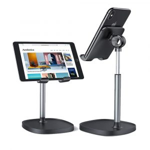 Mobile Gadget Stand Adjustable Height and Angle