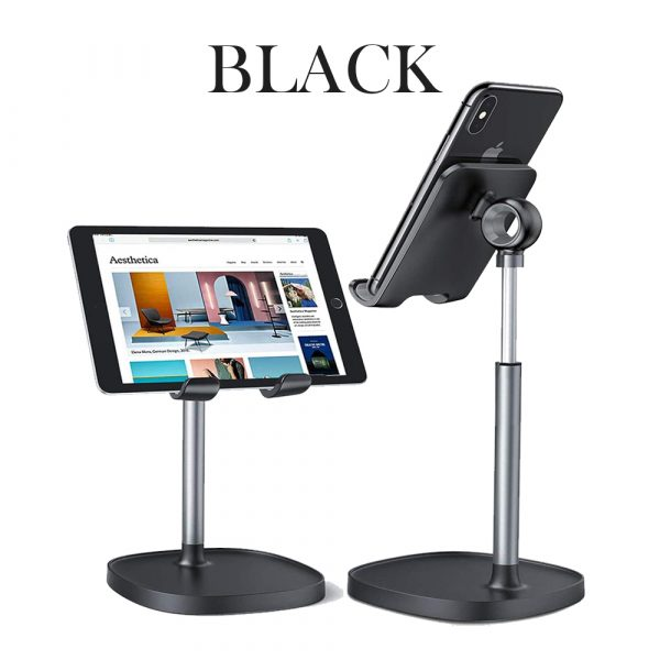 Mobile Gadget Stand Adjustable Height and Angle_10