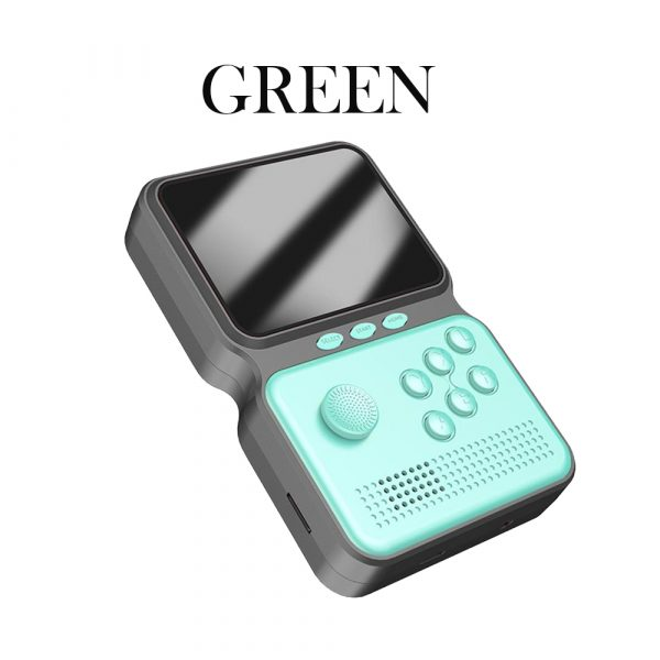 3 Inch Mini Rechargeable Handheld M3 Retro Game Controller, 900+ Classic Games_11
